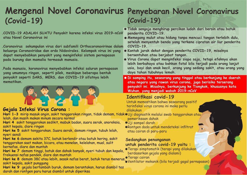Novel Corona Virus Covid 19 Rumah Sakit Umum Daerah Bali Mandara